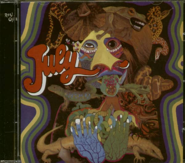 July (1968)...plus (CD)