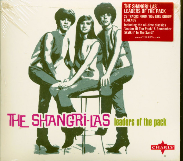 Leaders Of The Pack (CD)