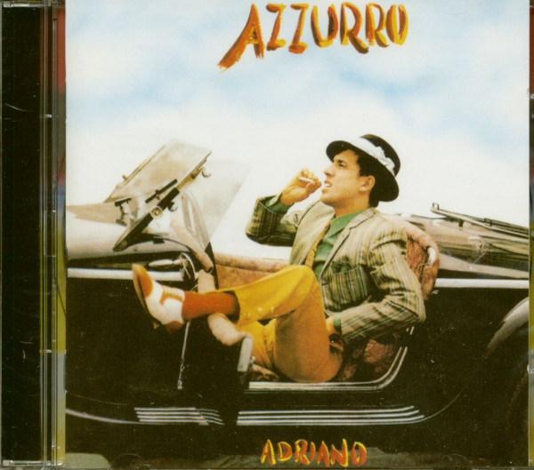 Azzurro - Una Carezza In Un Pugno (CD)