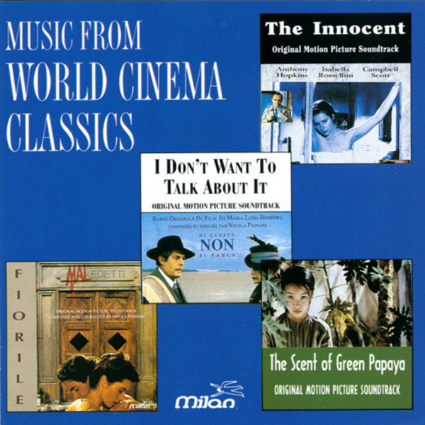 Music From World Cinema Classics - Cut Out