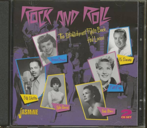 Rock And Roll - The Establishment Fights Back and Loses (2-CD)