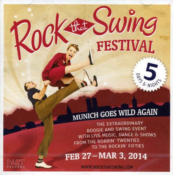 Rock That Swing Festival 2014