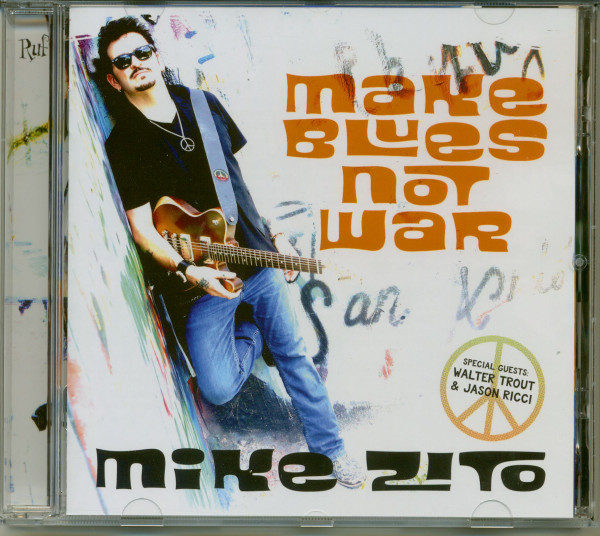 Make Blues Not War (CD)