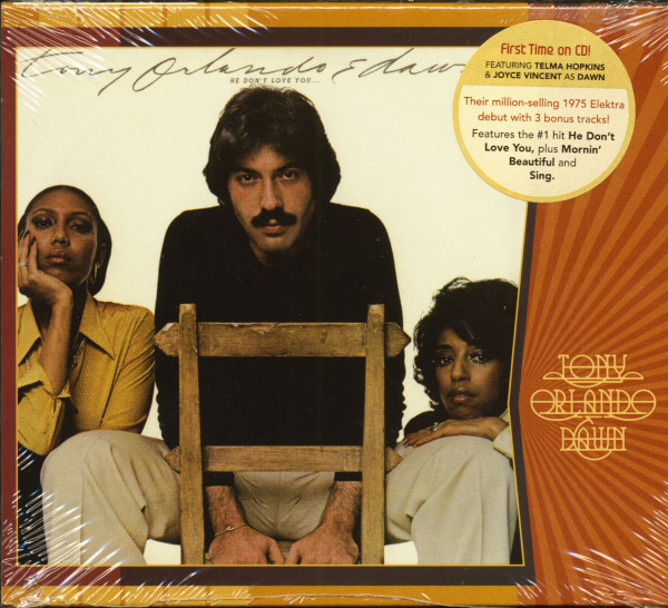 He Don't Love You - Tony Orlando & Dawn Series No.5 (CD)