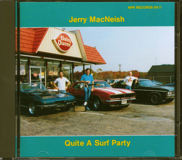 Quite A Surf Party (CD)