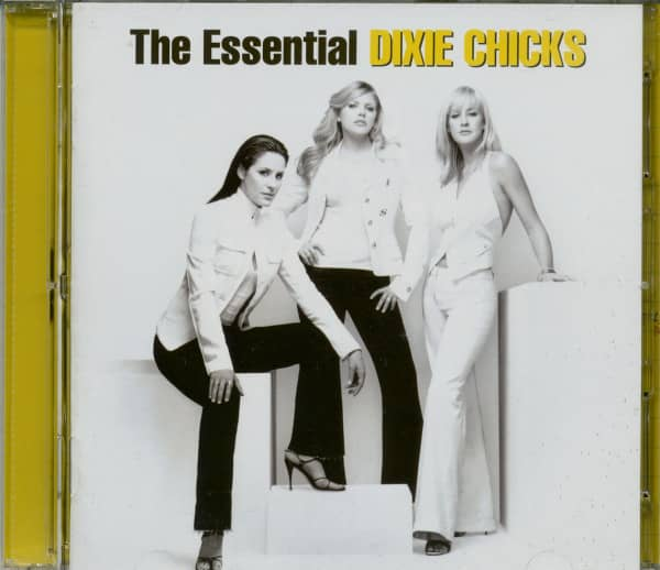 The Essential Dixie Chicks (2-CD) US