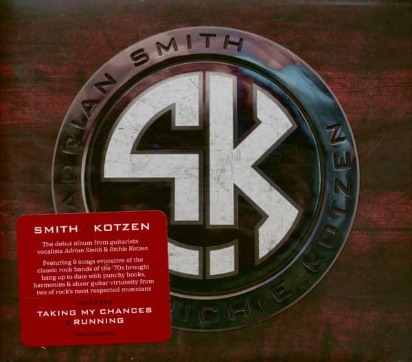Smith / Kotzen (CD)