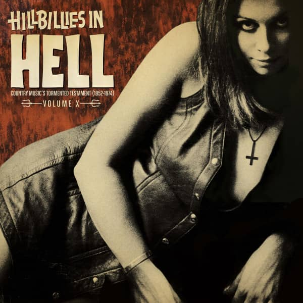 Hillbillies In Hell Vol.10 (LP, Limited Edition)