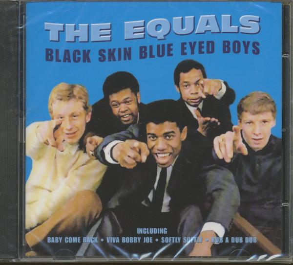Black Skin Blue Eyed Boys (CD)