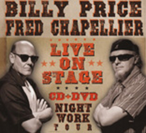 Live On Stage (CD-DVD)