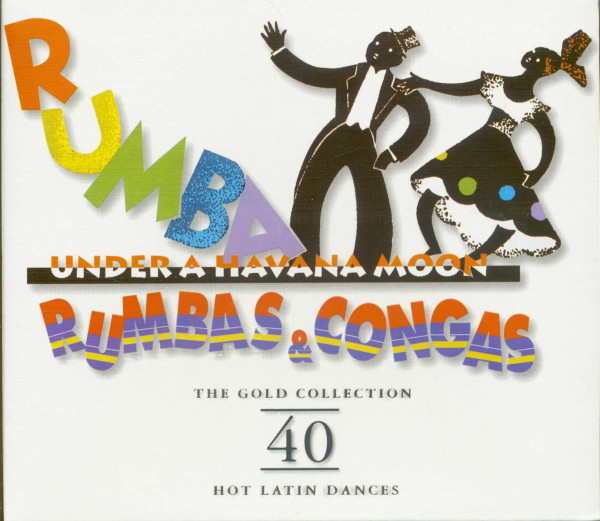 Rumbas & Congas - Under A Havana Moon (2-CD)