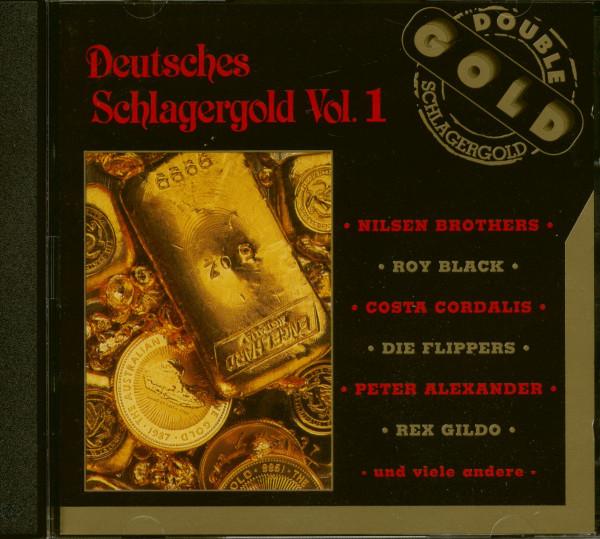 Deutsches Schlagergold (2-CD)