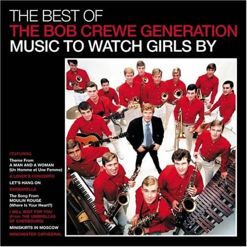 Best of Bob Crewe Generation: Music Watch Girls
