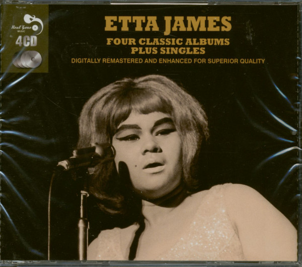 Four Classic Albums Plus Singles (4-CD)