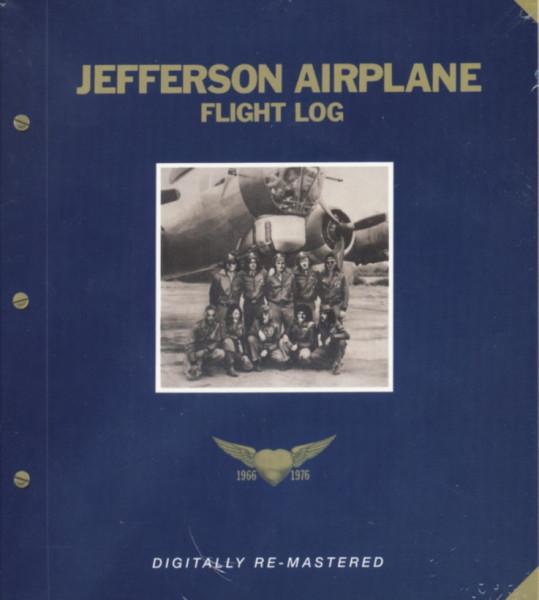 Flight Log 1966-76