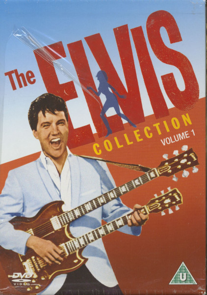 The Elvis Collection, Vol.1 (4-DVD)