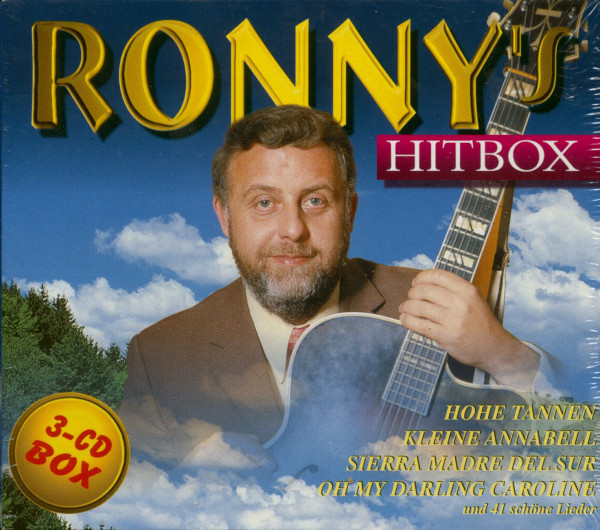 Ronny's Hitbox (3-CD)