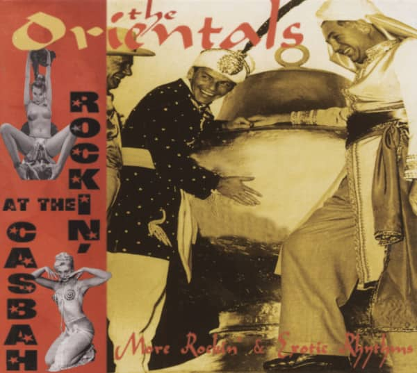 Rockin' At The Casbah (CD)