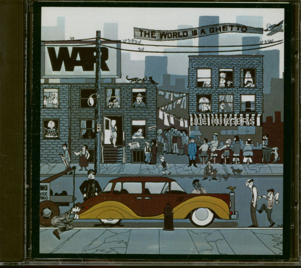 The World Is A Ghetto (CD)