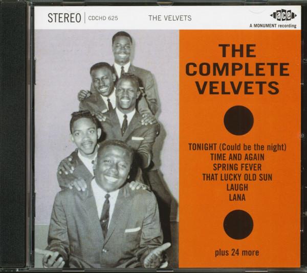 The Complete Velvets (CD)
