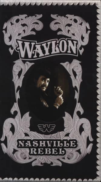 Nashville Rebel (4-CD) Deluxe Boxset