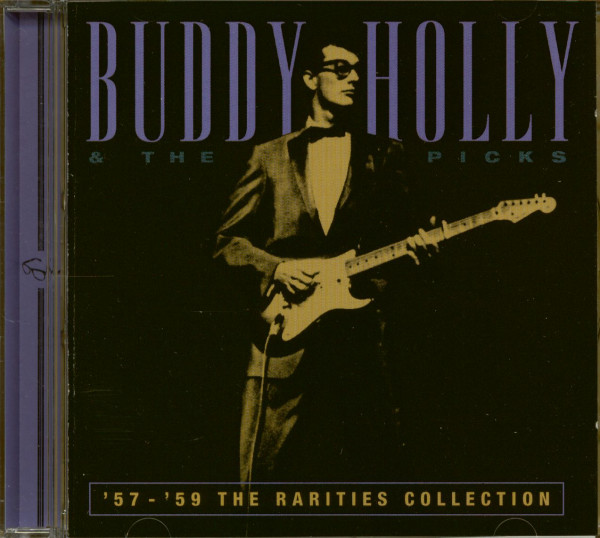 The Rarities Collection 1957 - 1959 (CD)