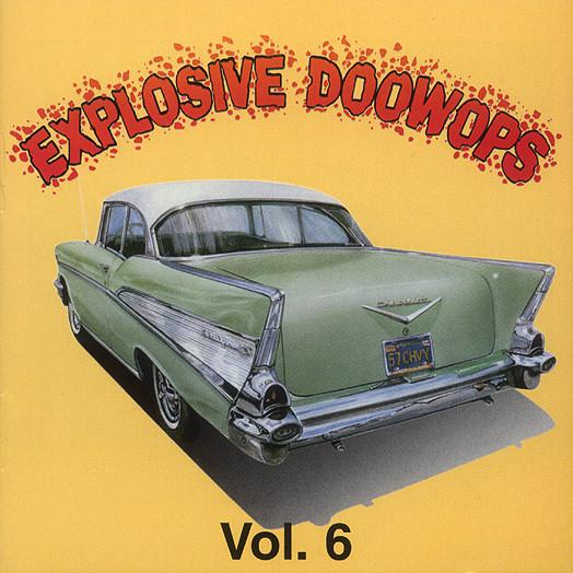 Vol.06, Explosive Doo Wop