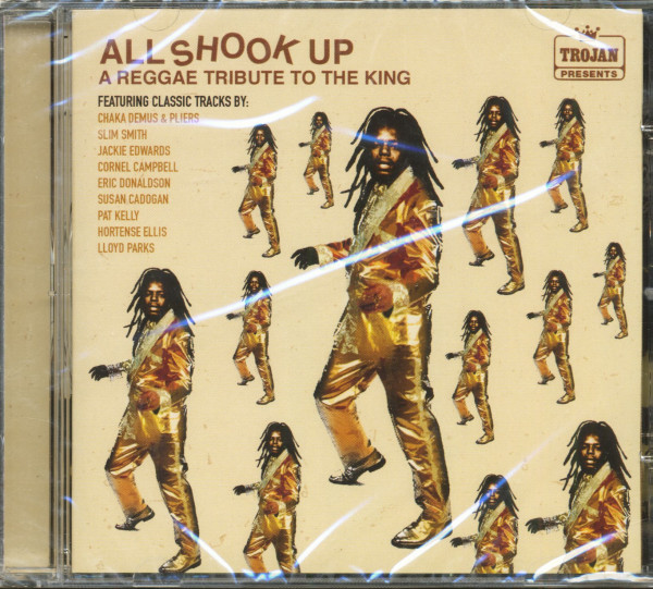 All Shook Up - A Reggae Tribute To The King (CD)