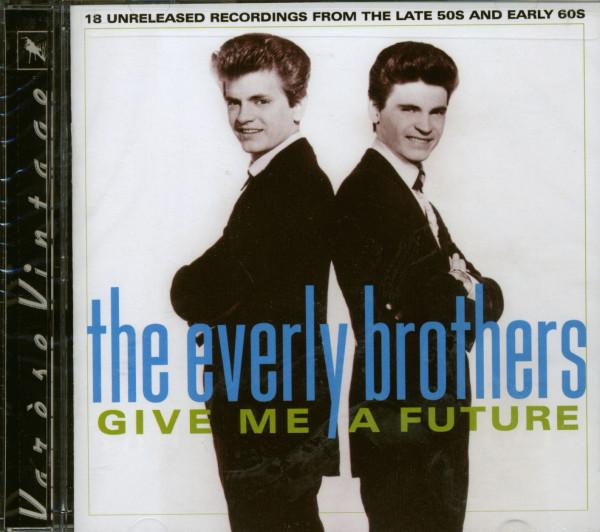 Give Me A Future (CD)