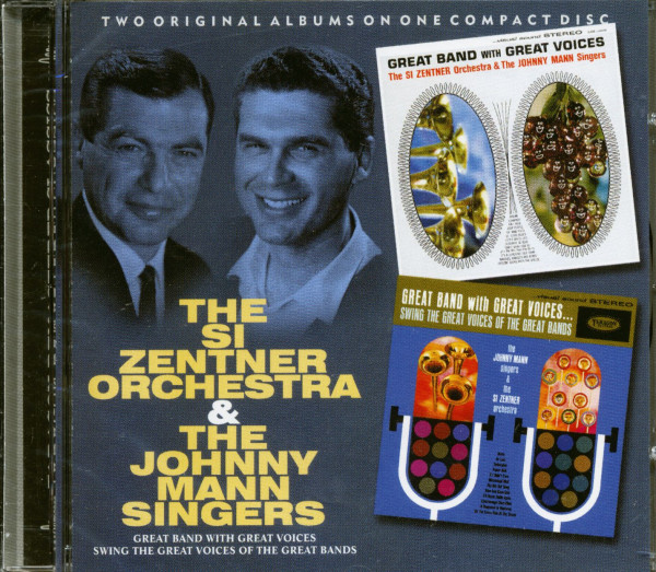 Great Band With Great Voices - Two Originals (CD)