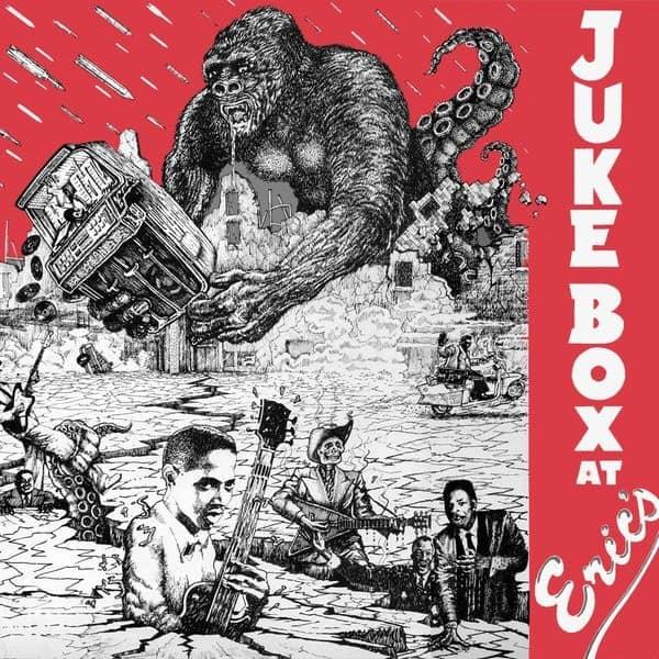 Juke Box At Eric's (LP, Red Vinyl, Ltd.)