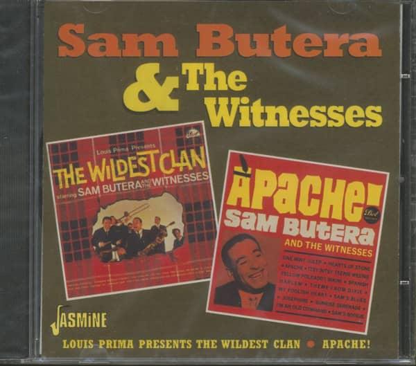 The Wildest Clan - Apache (CD)