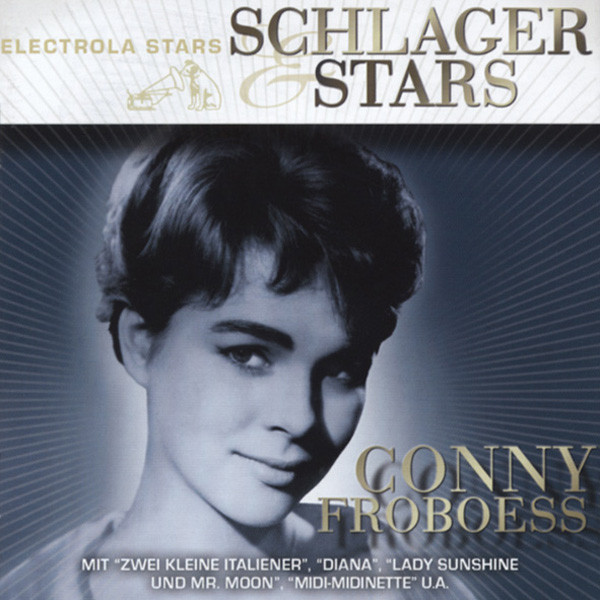 Electrola Stars - Conny Froboess (CD)