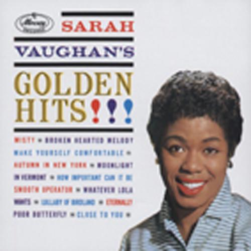 Sarah Vaughan's Golden Hits...plus