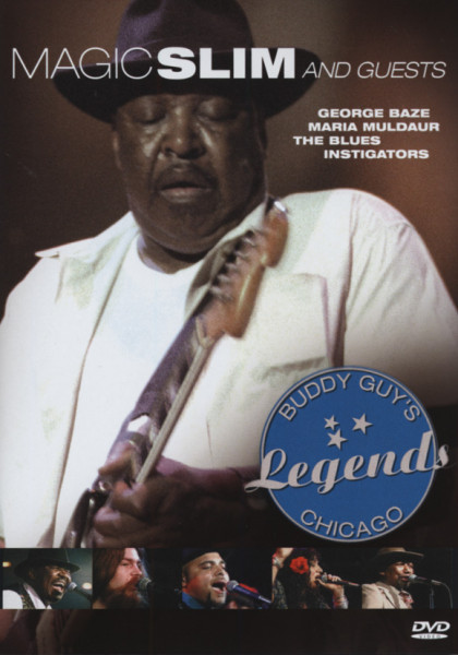 Buddy Guy's Chicago Legend - Live