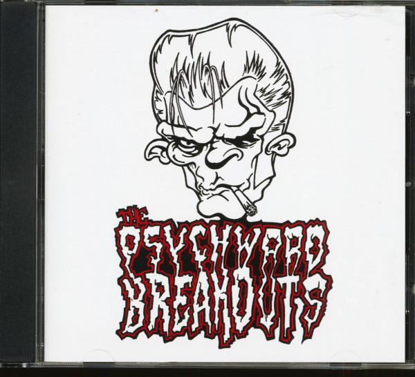 Psychward Breakout (CD)