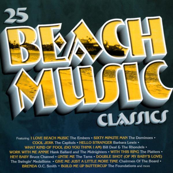 Beach Music - 25 Classics