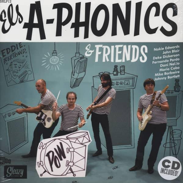 Els A-Phonics & Friends (200g Vinyl + CD)