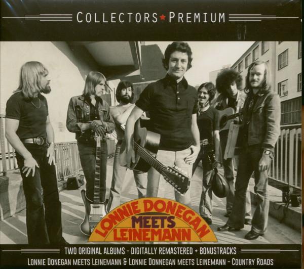 Lonnie Donegan Meets Leinemann (2-CD)