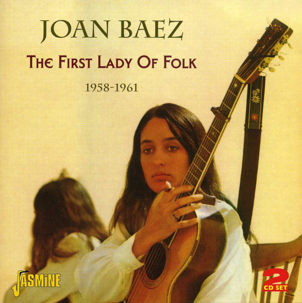 The First Lady Of Folk 1958-61 (2-CD)