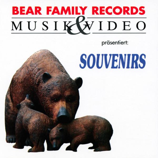 Bear Family Sampler - Souvenirs