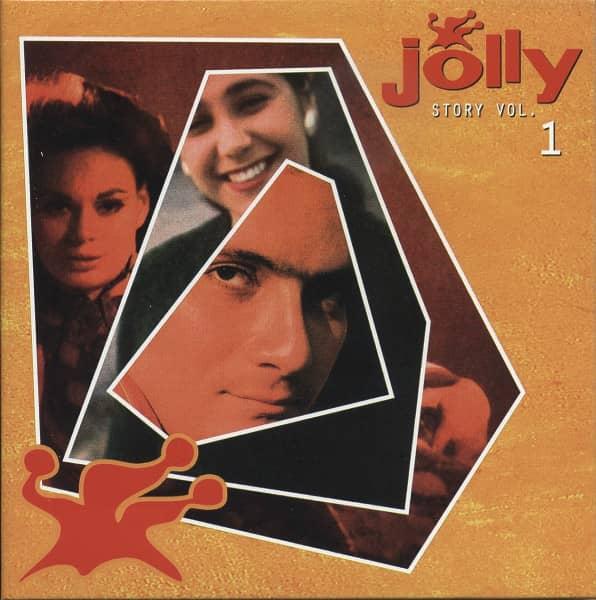 Jolly Story Vol.1 (CD)