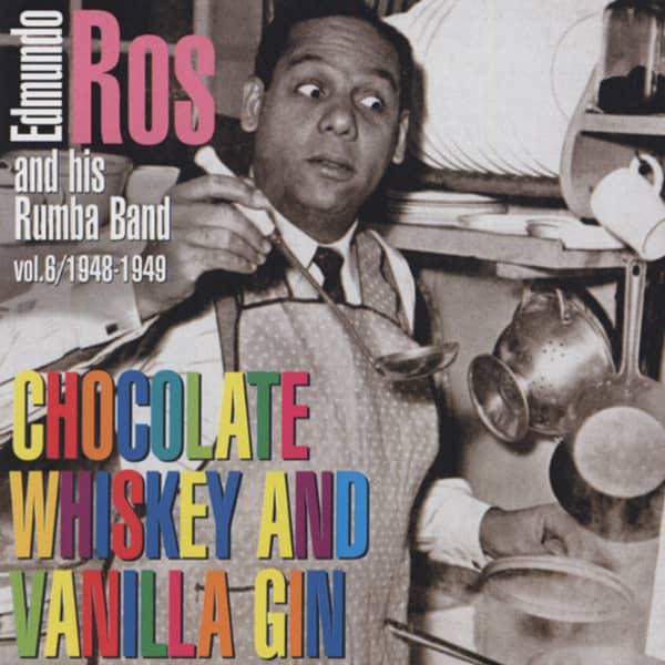 Chocolate, Whiskey & Vanilla Gin 1948-49