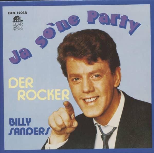 Ja so'ne Party (Vinyl)