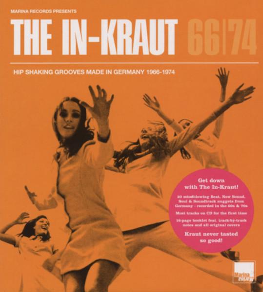 The In-Kraut 66 - 74 - German Grooves