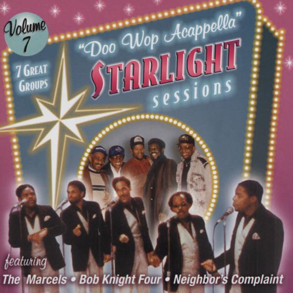Vol.7, Doo Wop Acappella Starlight Sessions