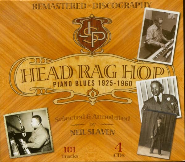 Head Rag Hop (4-CD)