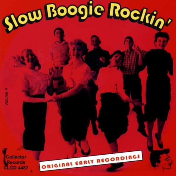 Vol.4, Slow Boogie Rockin'