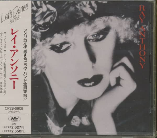 Let's Dance Series (CD)