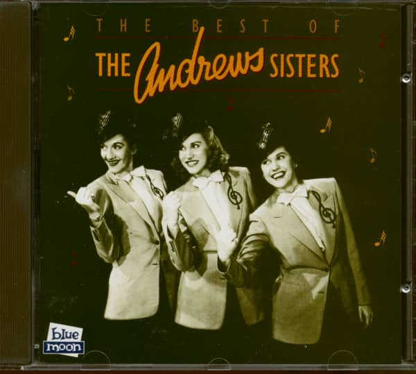 The Best Of The Andrews Sisters (CD)